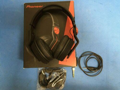 PIONEER HDJ-700-K PRO/PROFESSIONAL/AUDIO/MUSIC DJ DYNAMIC HEADPHONES BLACK