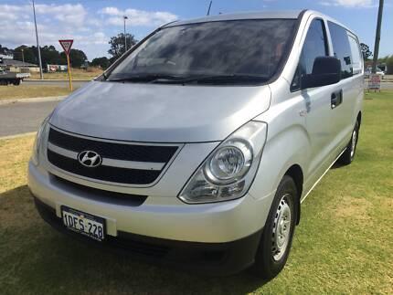 2009 Hyundai iLoad Van Automatic Turbo Diesel **IMMACULATE****