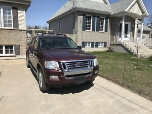 Ford Explorer Sport Trac Limited 2008
