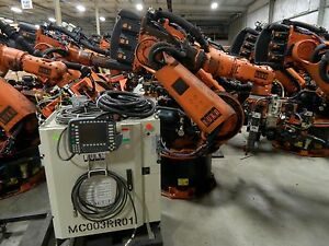 Kuka KR150 Robot W/ KRC1 Fully Functional System!    ABB Fanuc Motoman