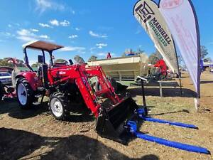 YTO Tractor MF554 Rob – 4WD – 55HP – FRONT END LOADER. Excl.GST Llandilo Penrith Area Preview