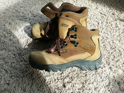 4fc01477503 Shoes - Leather Gore-Tex Hiking Boots