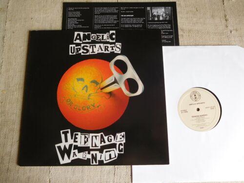 Angelic Upstarts – Teenage Warning Etichetta: Captain Oi!   –   LP  PUNK ROCK