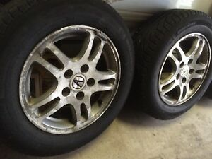 "15"" rims from Honda Accord SE V6"