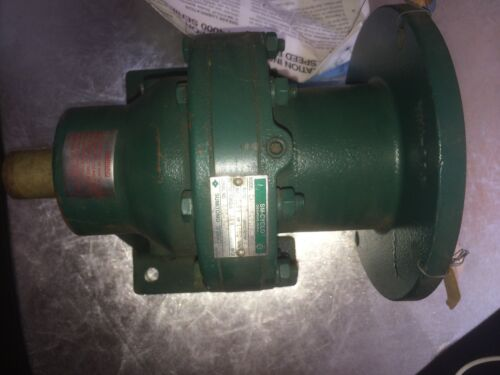 SUMITOMO SM-CYCLO CNHX-4090Y15Speed Reducer Ratio 15 .93HP 1750RPM New Old Stock