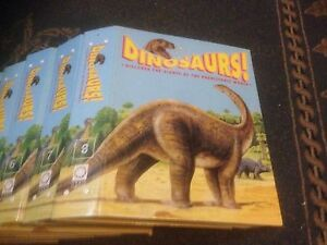 Dinosaurs books West Lakes Charles Sturt Area Preview