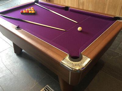 **SUPERPOOL**   SUPREME WINNER Tournament Freeplay Pool Tables