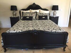 Velvet Bed Head Beds Gumtree Australia Free Local