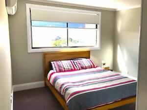 New, loft style, fully furnished, split-level apartment