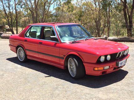 BMW E28 M535i Aus Spec