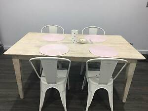 Used Table *Chairs not for sale Lane Cove West Lane Cove Area Preview