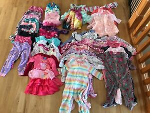 6-24 month old baby girl clothes