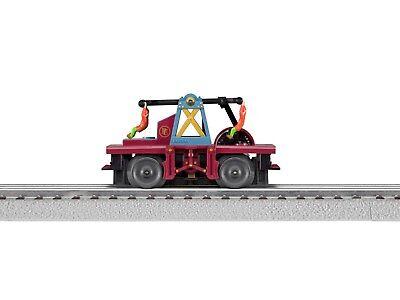 LIONEL # 6-28425 Operating Polar Express Elf Handcar   *SALE*