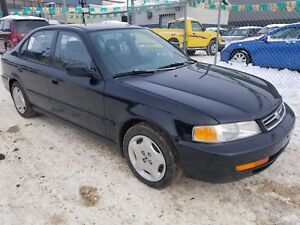 1999 Acura EL SE... Awesome in Gas and Driving very Amazing !!