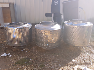 Stainless steel firepits Bidwill Blacktown Area Preview