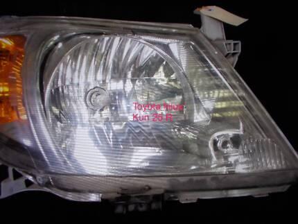 Headlight Toyota Hilux