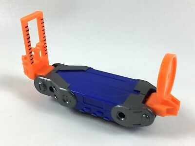 Nerf N-Strike LongStrike CS-6 Sniper Dart Rifle FLIP SIGHT...EUC