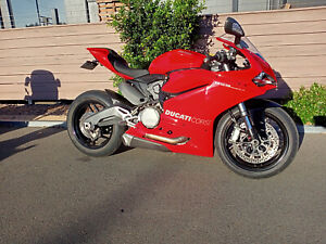 Immaculate Ducati Panigale corse 959 Maryborough Fraser Coast Preview