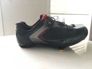 Specialised com road bike shoe, size 41.5