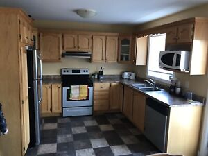 House for Rent near MUN, Avalon Mall,  and Kelsey Drive.
