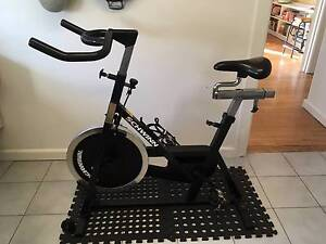 Schwinn Johnny G Pro Indoor Cycle Commercial Spin Bike St Kilda Port Phillip Preview