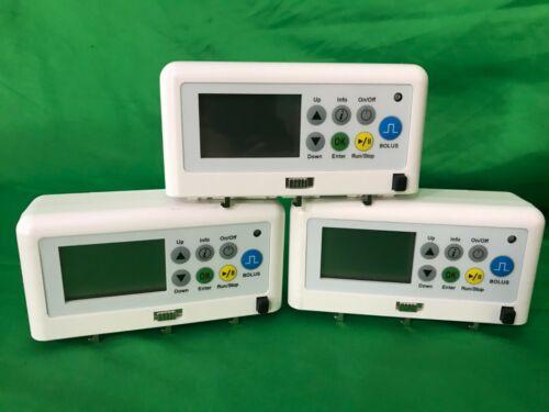 InfuTronix Nimbus II 2 PainPro Ambulatory Infusion Pump (Lot of 3)