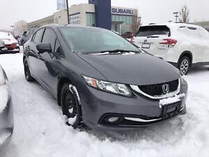 2014 Honda Civic Sedan Touring CVT