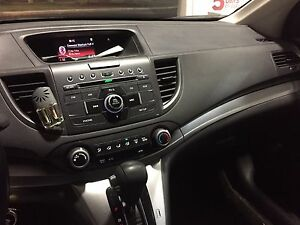 Honda crv low kms with warranty