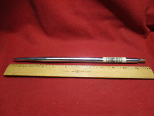 """Solid Copper Point 12"""" Lightning Rod"""