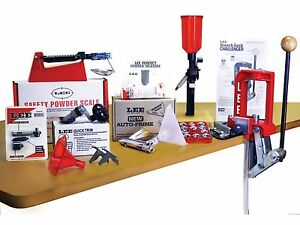 Lee Precision Challenger Breech Lock Single Stage Press Kit 90030