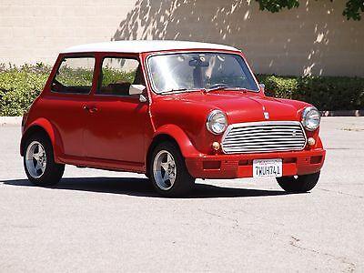 Image 8 of 1990 Austin Mini Cooper…