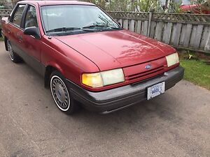 Mint 1992 Ford Tempo