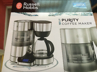 RUSSELL HOBBS PURITY COFFEE MAKER RRP £59.95  for sale  Shipping to South Africa