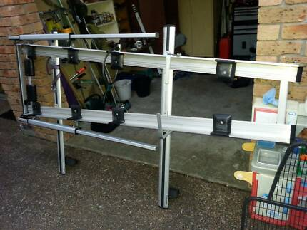 Rhino Roof Racks and Ladder Mount System Newcastle 2300 Newcastle Area Preview