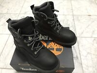 TIMBERLAND PRO RESISTOR SAFETY BOOTS SIZE 9W