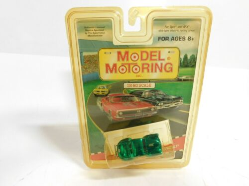 Model Motoring GREEN CHROME Willys Gasser T-Jet Chassis New In Package