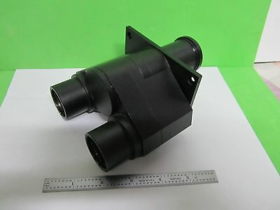 Microscope Part Polyvar Reichert Leica Head Optics Binocular As Is Bins5-03