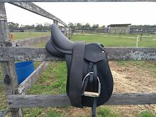 "17"" Wintec All Purpose 500 Saddle (girth and stirrups not incl.) Nudgee Brisbane North East Preview"