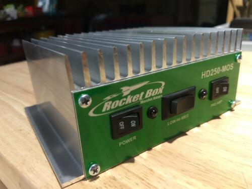 Rocketbox HD250 Green