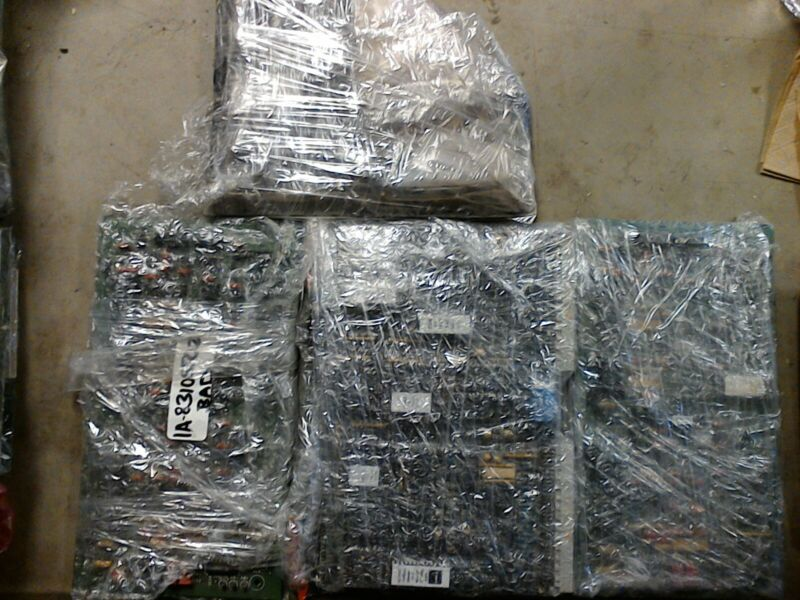 """Grove Mainboards/CPU LOT """"Used"""" (PARTS ONLY) (B5)"""
