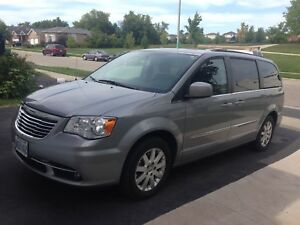 Town and Country w/ extended warranty