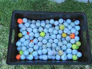 Recovered Golf Balls Black Rock Bayside Area Preview