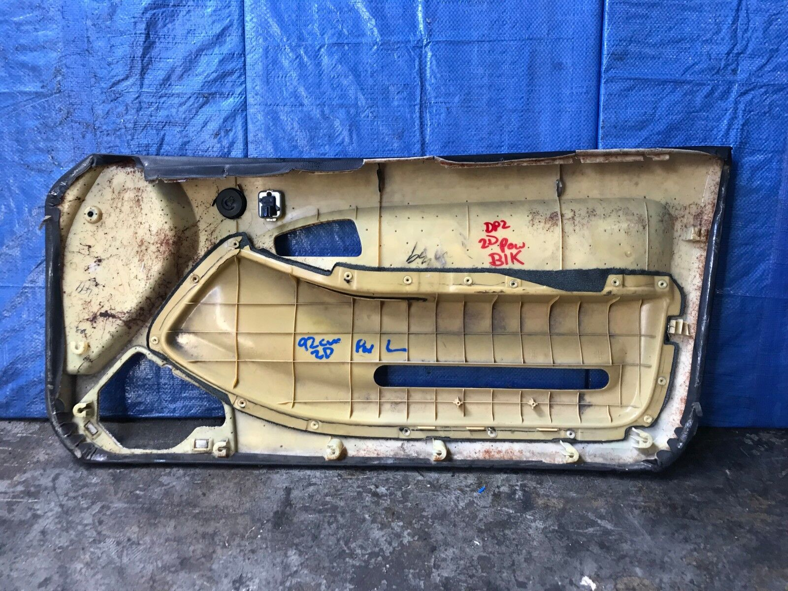 1992 honda civic hatchback parts