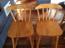 Two bar or kitchen bench stools - $60 for the two Marrickville Marrickville Area Preview