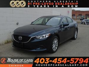 2016 Mazda Mazda6 GS w/ Backup Camera, Navigation, Sunroof