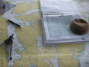 Learn navigation, marine charts ,nautical yacht , radar ~~ sea on a DVD DISK