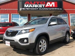 2012 Kia Sorento LX AWD, Alloys, WE APPROVE ALL CREDIT