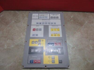 Citizen E16j Cnc Swiss Lathe Main Operator Control Panel Keyboard