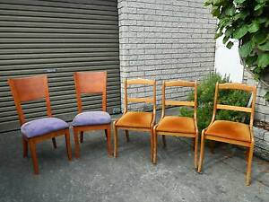 5 dining chairs Kingston Kingborough Area Preview