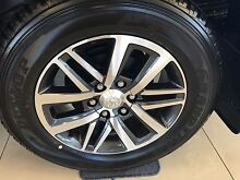 Toyota Hilux SR5 rims and tyres x4 Thornlands Redland Area Preview